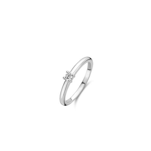 Ti Sento - Bague Ti Sento Wonders of Past and Future 12211ZI - Bague femme