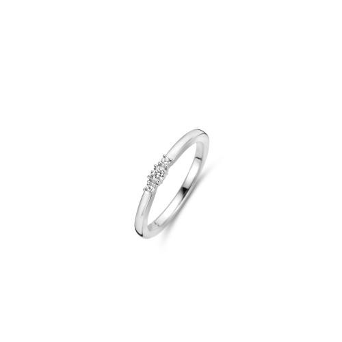 Ti Sento - Bague Ti Sento Wonders of Past and Future 12213ZI - Bague femme