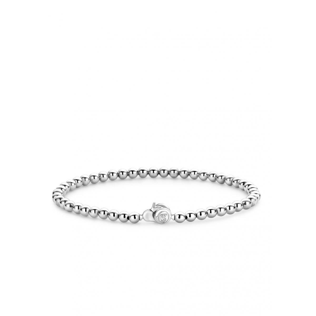 Bracelet Ti Sento 2921SI - argent boules Femme