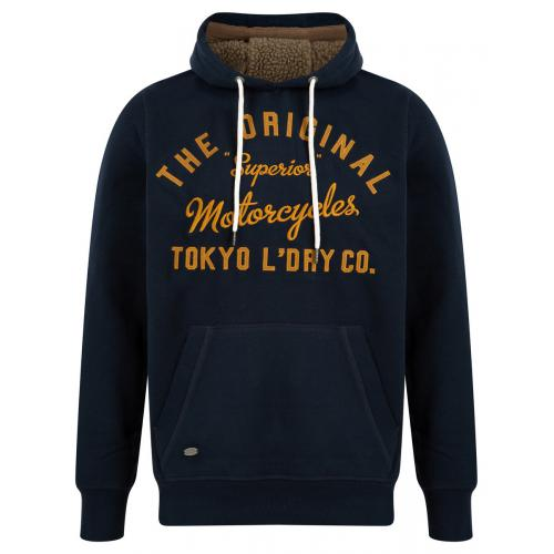 Tokyo Laundry - Sweat à capuche poche kangouroo - Pull / Gilet / Sweatshirt homme