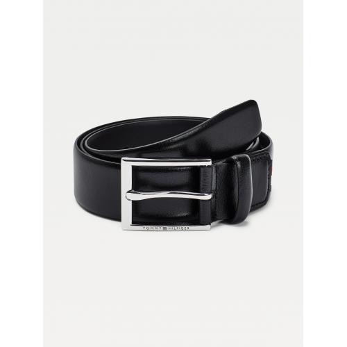 Tommy Hilfiger Maroquinerie - Ceinture Homme cuir noire - Tommy Hilfiger  - Sacoche