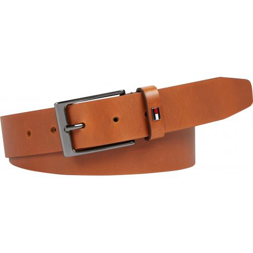 Tommy Hilfiger Maroquinerie - Ceinture Homme cuir marron - Tommy Hilfiger  - Sacoche