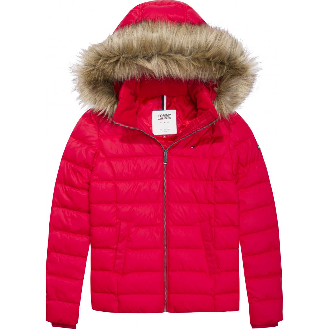 tommy hilfiger tiw hooded doudoune