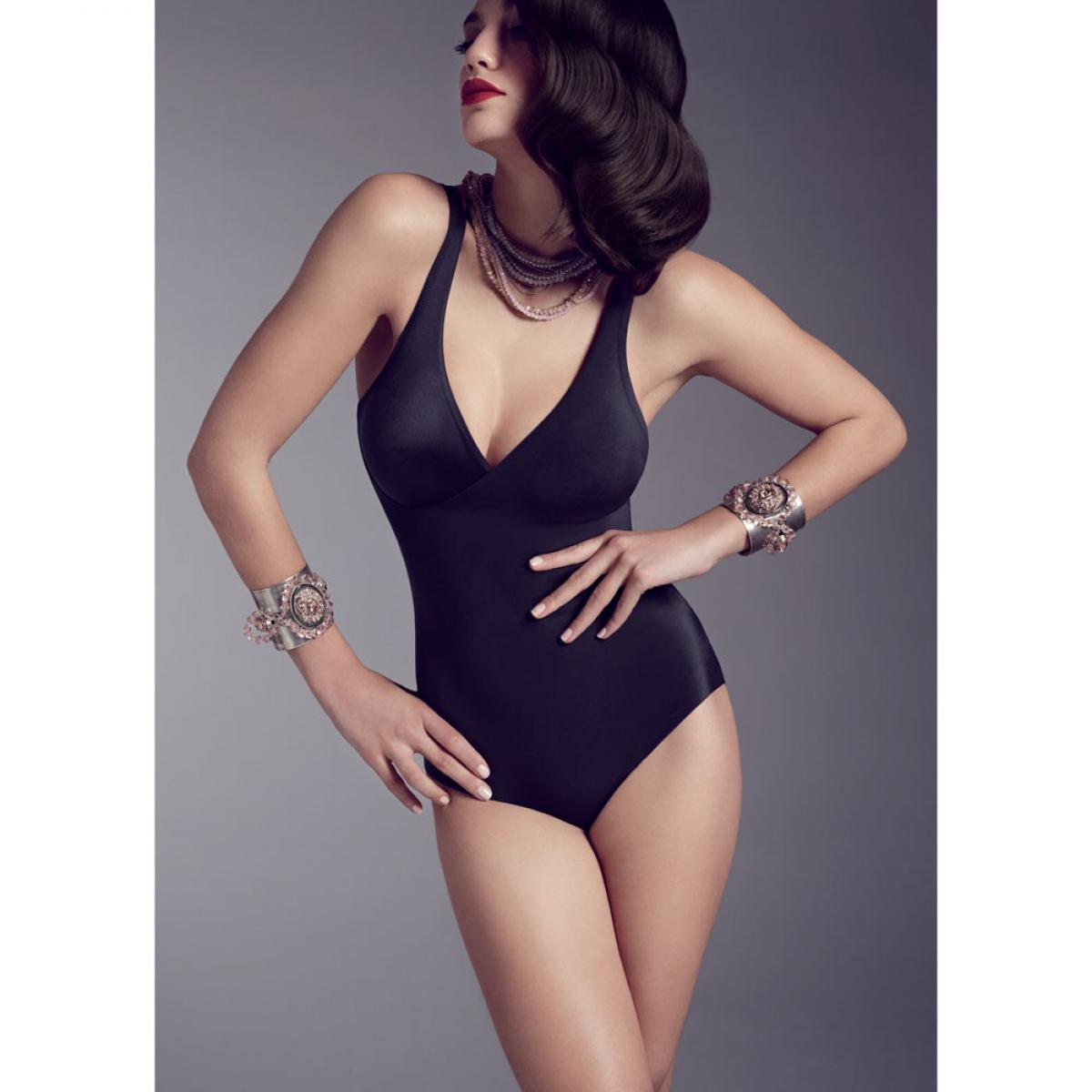 Body Sans Armature Noir - Wacoal - Modalova