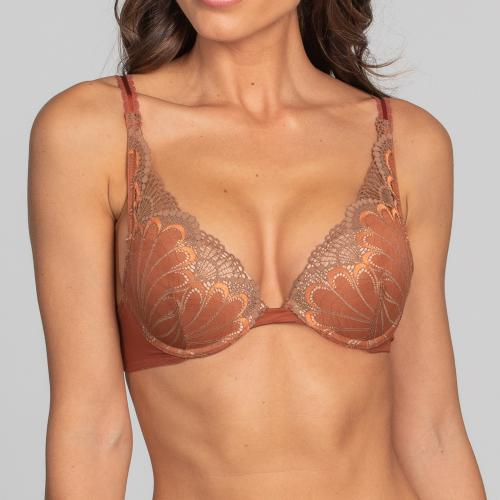 Wonderbra - Soutien-gorge triangle push-up armatures - La lingerie