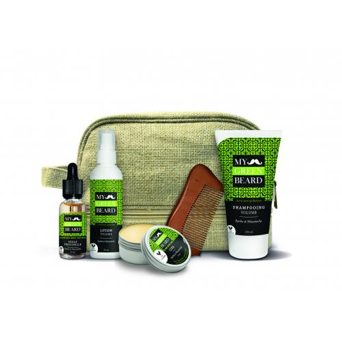 My Green Beard - TROUSSE - Soins homme